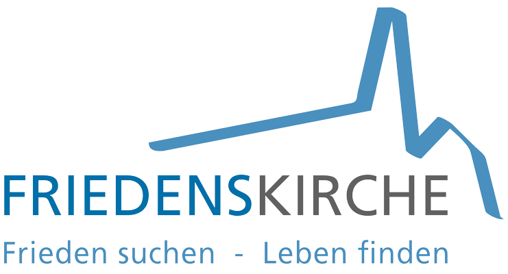 Friedenskirche Singen Retina Logo
