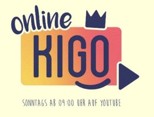 Kindergottesdienst für zu Hause – Online Kigo