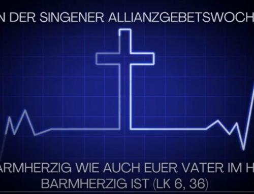Jugendgottesdienst – Allianzgebetswoche